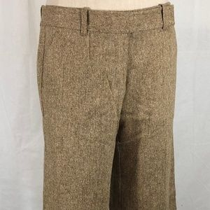 Lilly Pulitzer, Brown Cropped Pants, Size 8
